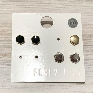 Forever 21 Earring Set